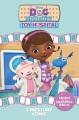 Disney Doc McStuffins, Toy Hospital. Lambie and the McStuffins Babies cinestory comic
