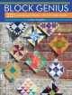 Block genius : 201 pieced quilt blocks with no math charts