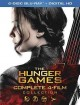 Hunger games : complete 4-film collection