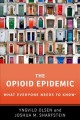 The opioid epidemic