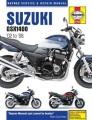 Suzuki GSX1400 service & repair manual : 2002 to 2008