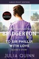 To Sir Phillip, with love [text(large print)]