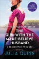 The girl with the make-believe husband [text(large print)] : a Bridgertons prequel