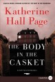 The body in the casket [text(large print)]: a Faith Fairchild mystery