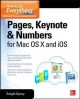 Pages, Keynote & Numbers for OS X and iOS