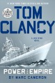 Tom Clancy. Power and empire [text(large print)]