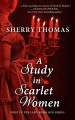 A study in scarlet women [text(large print)]