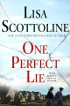 One perfect lie [text(large print)]