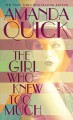 The girl who knew too much [text(large print)]