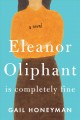 Eleanor Oliphant is completely fine / [text(large print)]