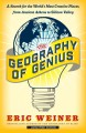 The geography of genius [text(large print)]: a search for the world