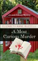 A most curious murder [text(large print)]: a Little Library mystery
