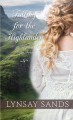 Falling for the highlander [text(large print)]
