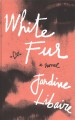 White fur [text(large print)]