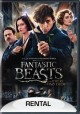 Fantastic beasts and where to find them [videorecording (DVD)]