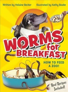 Worms for Breakfast: How to Feed a Zoo