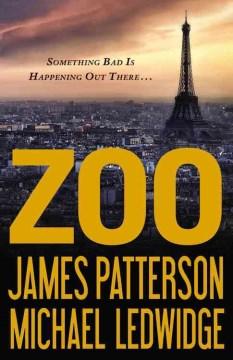 Zoo book jacket