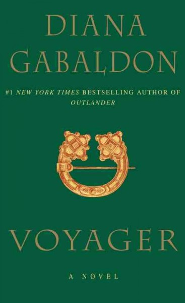 Voyager book jacket