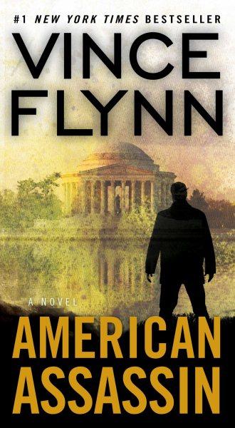 American Assassin book jacket
