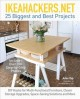 IkeaHackers.net : 25 biggest and best projects : DIY hacks for multi-functional furniture, clever storage, space-saving solutions and more