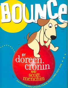 Bounce by Cronin