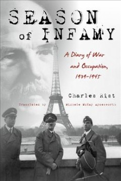 Season of Infamy: A Diary of War and Occupation 1939-1945
