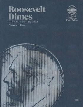 Roosevelt Dimes Folder 1965-2004