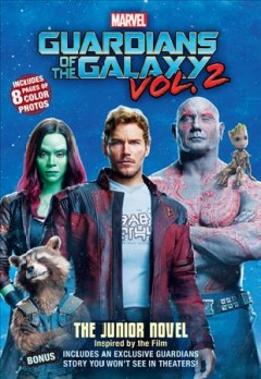 Marvel Guardians of the Galaxy: The Junior Novel