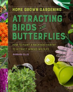Attracting Birds and Butterflies: How to Plant a Backyard Habitat to Attract Winged Wildlife