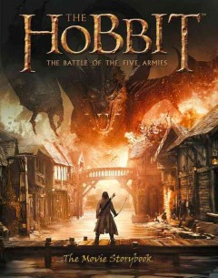 The Hobbit: The Battle of the Five Armies: The Movie Storybook