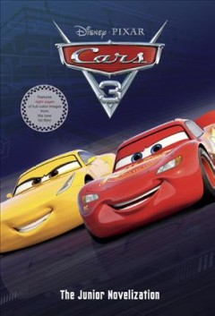 Cars 3 Junior Novelization