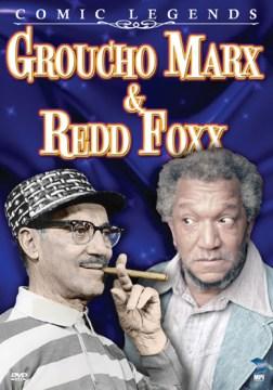 Groucho Marx and Redd Fox