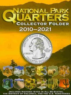 National Park Coin Single Mint Folder 2010-2021