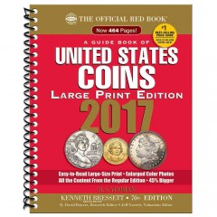 Guide Book of United States Coins 2017, A: The Official Red Book