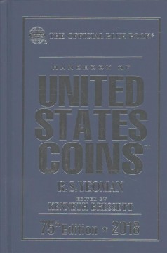 Handbook of United States Coins 2018 (Official Blue Book of United States Coins)