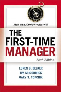 First-Time Manager, The