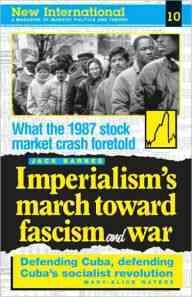 Imperialism's March Toward Fascism And War