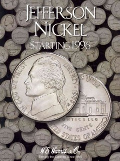 Jefferson Nickel Starting 1996 Collection