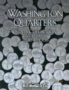 Washington Quarters: State Collection, Vol. II: 2004-2008