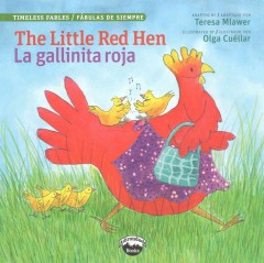 The Little Red Hen / La gallinita roja (Bilingual Edition)