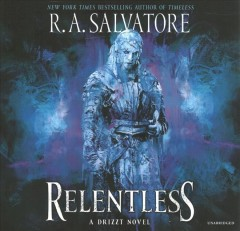 Relentless, No. 3 (Drizzt: Generations)