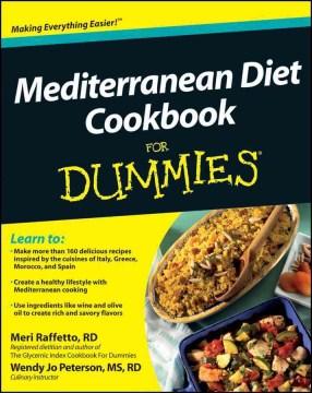 Mediterranean Diet Cookbook for Dummies, The
