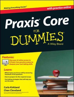 Praxis Core for Dummies