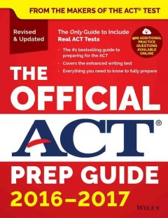 Official ACT Prep Guide 2016-2017, The