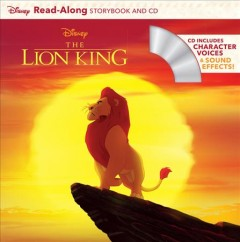 The Lion King (Book & CD)