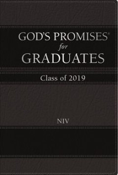 God's Promises for Graduates 2019: New International Version, Black