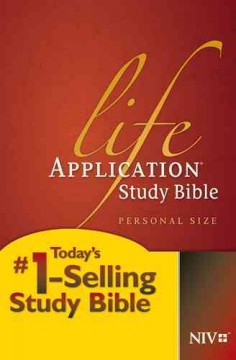 Life Application Study Bible: New International Version. Personal Size