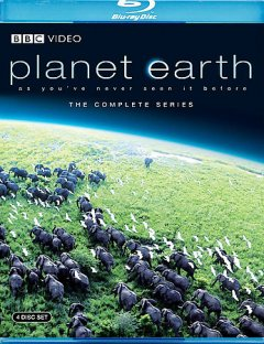 PLANET EARTH: COMPLETE COLLECTION <br>BLU-RAY