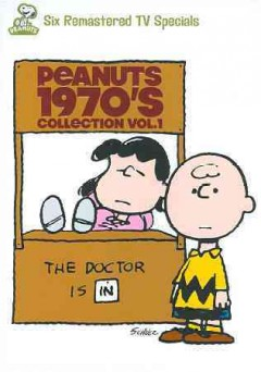 Peanuts 1970's Collection Volume 1