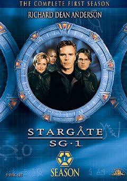 Stargate SG-1: Season 1 Giftset